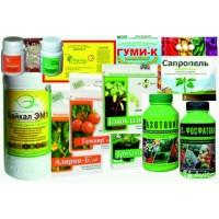 Удобрения, защита, грунты