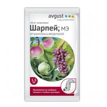 купить Шарпей 1,5 мл в новосибирске, купить Средства защиты от насекомых в новосибирске