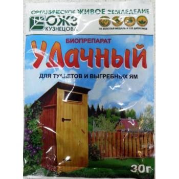 купить Удачный 30г в новосибирске, купить Средства для компостов, септиков, выгребных ям в новосибирске
