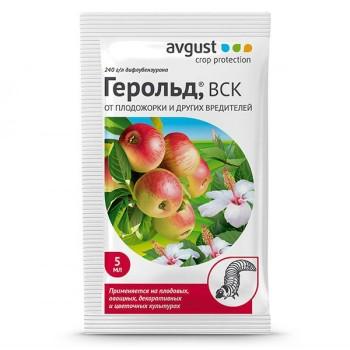 купить Герольд амп. 5 мл.  в новосибирске, купить Средства защиты от насекомых в новосибирске