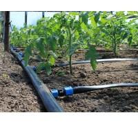 Система капельного полива для теплицы 4 м (кап.лента 16 м)