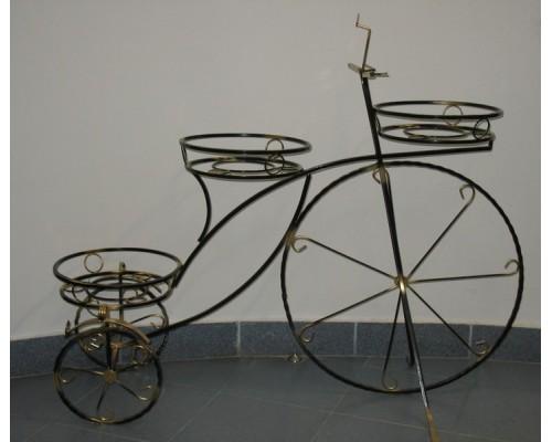 Подставка Велосипед большой 3 ячейки