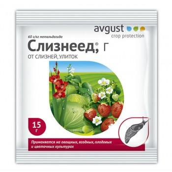 купить Слизнеед 15 г в новосибирске, купить Средства защиты от насекомых в новосибирске