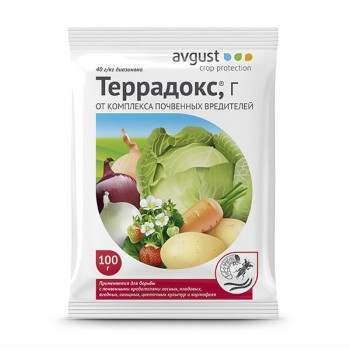 купить Террадокс 100 г в новосибирске, купить Средства защиты от насекомых в новосибирске