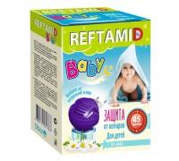 Рефтамид Детский комплект (фумигатор+флакон с жидкостью)