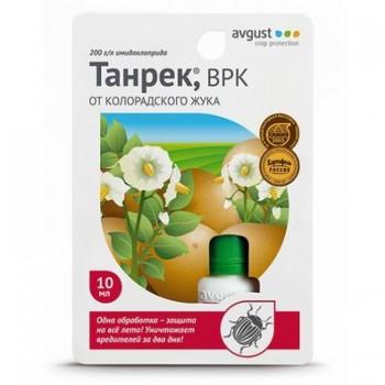 купить Танрек 10 мл. в новосибирске, купить Средства защиты от насекомых в новосибирске